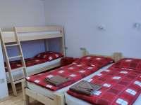 Apartmán ŠPACÍR - chalupa ubytování Velké Pavlovice - 9