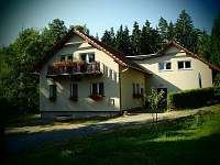 Penzion na horách - okolí Češkovic
