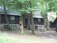 ubytování Vranovská přehrada Chatky na horách