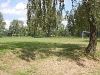 Hřiště v obci