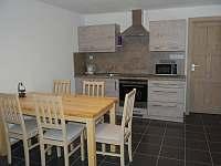 Pohled na jednu z kuchyní
