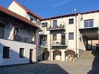 Apartmán na horách - okolí Březí