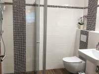 Koupelna- U Zámku - apartmán k pronájmu Mikulov