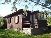 Chata Luleč - bližší pohled - ubytování Luleč