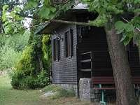 Chata v Lulči exterier - k pronájmu Luleč