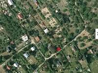 letecký snímek - pronájem chaty Luleč