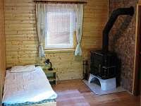 ložnice - chata k pronájmu Luleč
