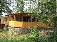 Chata k pronájmu - dovolená Prostějovsko rekreace Jedovnice