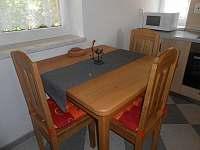 Apartmá II. obývací pokoj - Dobřínsko