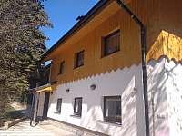 Přízemí - apartmá I.- patro - Apartmá II. - chalupa k pronajmutí Dobřínsko