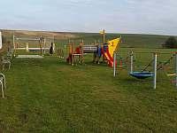 Nové multifunkční hřiště pro děti i dospělé