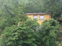 Chata k pronajmutí u Vranovské přehrady Štítary
