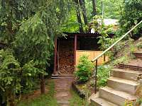 Ubytování u Vranovské přehrady - chata ubytování Štítary