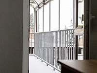 Balkon - možnost vstupu z pokoje č. 4 a 6 - Hodonín