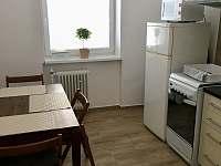 Kuchyň - přízemí - pronájem rekreačního domu Hodonín