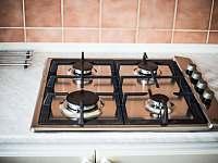 Kuchyň - první patro - Hodonín