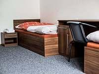 Pokoj č. 3 - první patro (dvoulůžko - oddělené postele) - Hodonín