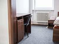 Pokoj č. 5 - první patro (jednolůžkový pokoj) - Hodonín