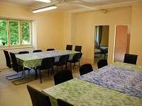 Společenská místnost pro 25 rekreantů