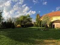 Zámecká zahrada RC Palánek