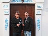 Vinný sklep Zimolka - ubytování Mutěnice - 3