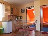 Kuchynka pro naše ubytované.