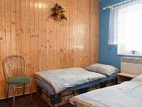 Pokoj s 2 lůžkami - ubytování Mutěnice