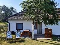 Chalupa k pronájmu - dovolená Zlínsko rekreace Vlachova Lhota