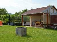 Zahrada - apartmán k pronajmutí Bavory