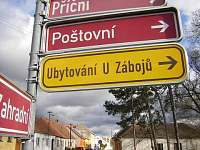 Levné ubytování Pavlovské vrchy Rekreační dům na horách - Dolní Dunajovice