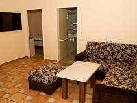 Bezbariérový apartmán s kuchyňským koutem, pokoj typu C - ubytování Osvětimany