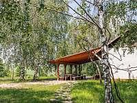 Chata ubytování v obci Bohaté Málkovice