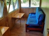 prosklená veranda (příjemné posezení pro relaxaci) - Senorady