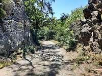 toulky údolím - Senorady