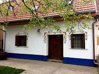 Vinný sklep Nechory - chalupa ubytování Prušánky - 2