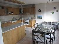 kuchyně - rekreační dům ubytování Dobšice