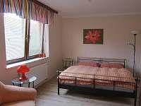 pokoj dědečka Františka