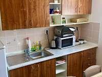 Kuchyňka suterén