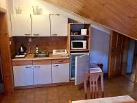 Kuchyňka vestavba