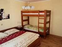 Ložnice - patrová postel