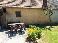 Terasa - zahradní nábytek