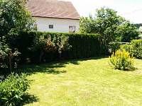 Zahrada - zeleň