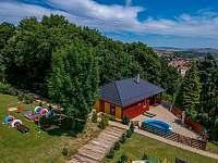 Chaty a chalupy Uhřice v rodinném domě na horách - Klobouky u Brna