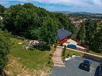 Hlavní pohled 3 - rekreační dům k pronájmu Klobouky u Brna