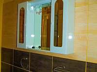 Koupelna - rekreační dům k pronájmu Klobouky u Brna