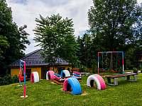 Zábava pro děti - rekreační dům k pronajmutí Klobouky u Brna