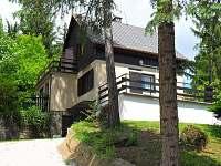 Chata ubytování v obci Počenice-Tetětice
