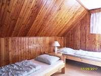 Menší pokoj - 2 lůžka