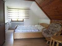 Větší pokoj - 3 lůžka