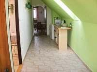 interiér v patře